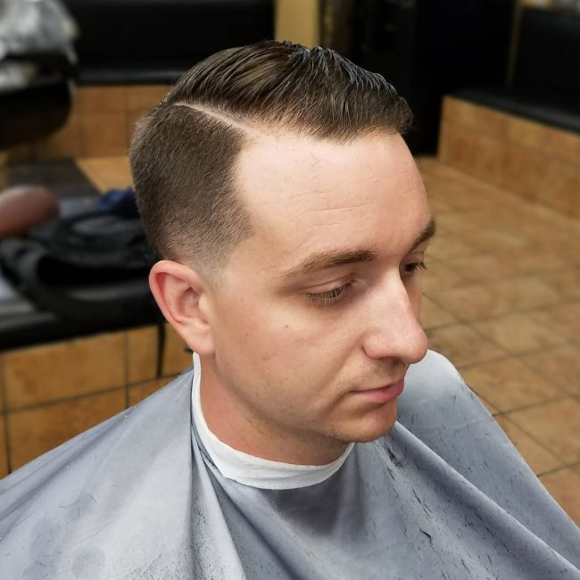 Dapper Haircut 48