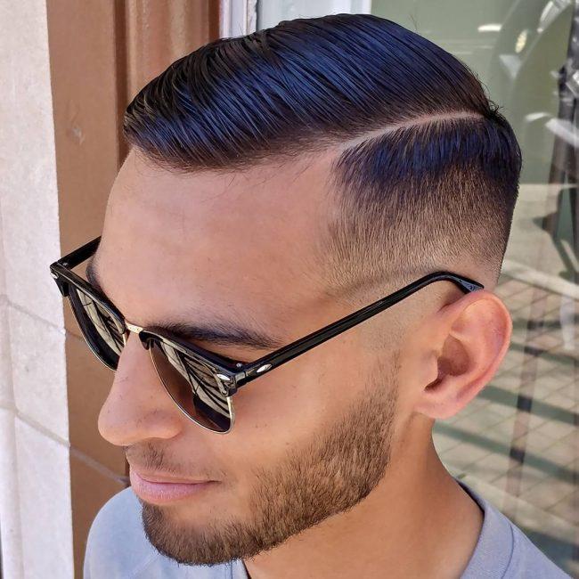 Dapper Haircut 49