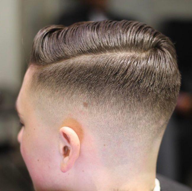 Dapper Haircut 50