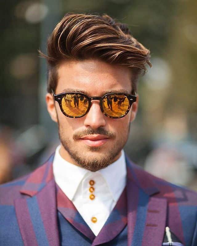 beard in style