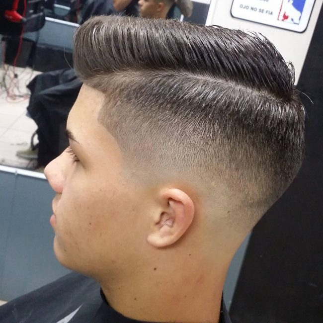 60 Perfect Low Top Fade Haircuts Forever Classy2018