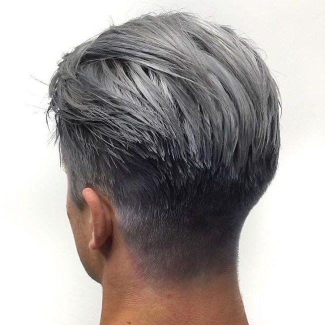 Elegant Silver Grey
