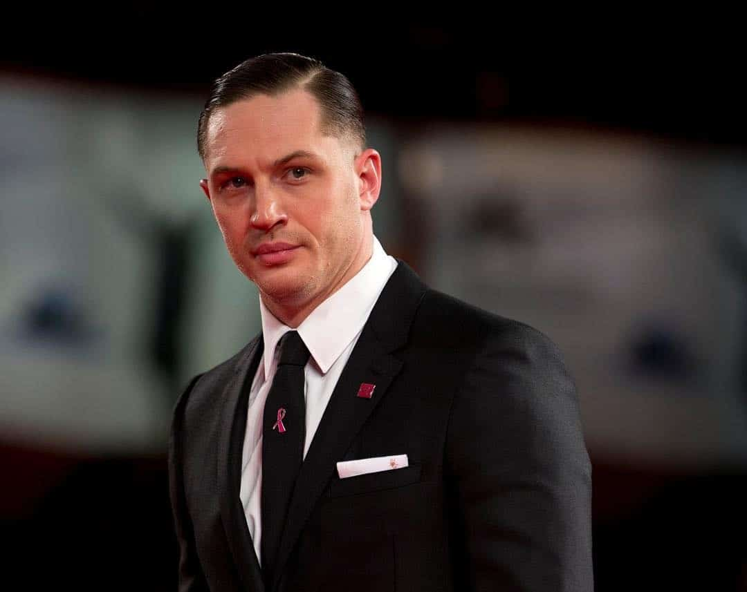 40 Amazing Tom Hardy Haircuts Looks For You 2018
