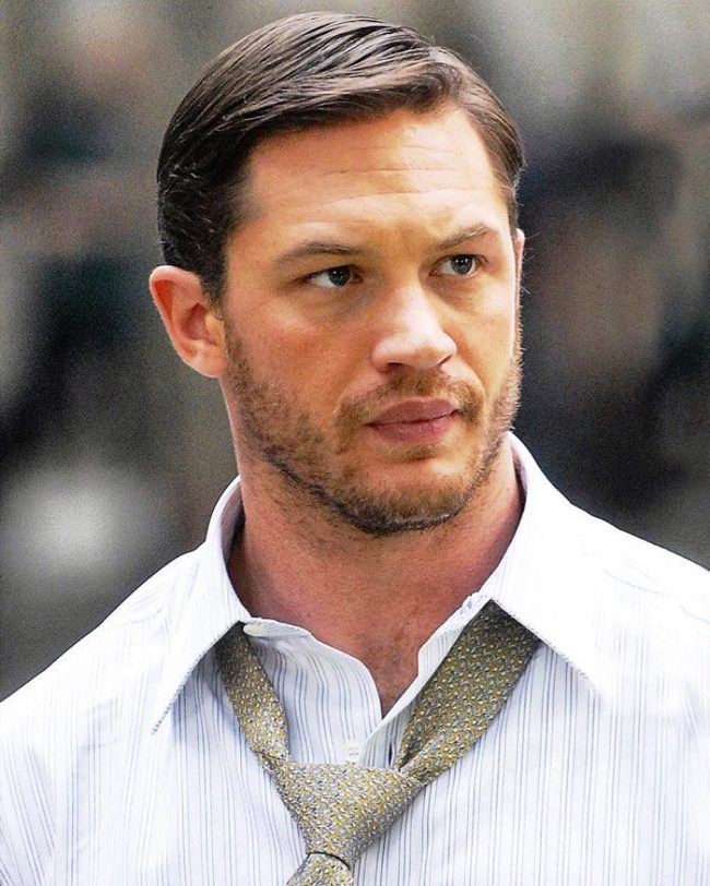 40 Amazing Tom Hardy Haircuts  Looks For You [2017] - Easy Hairstyles For Straight Hair