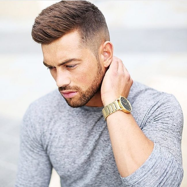 70 Hottest Men S Hairstyles For Straight Hair 2018 New