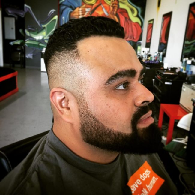Marvelous 35 Fabulous Ideas For Beard Fade New Trend Arriving Short Hairstyles Gunalazisus