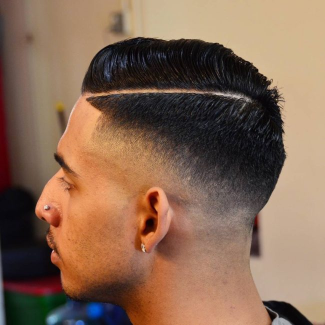 50 Best Medium Fade Haircuts Amp Up The Style In 2019