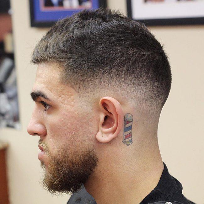 Admirable 35 Fabulous Ideas For Beard Fade New Trend Arriving Short Hairstyles Gunalazisus