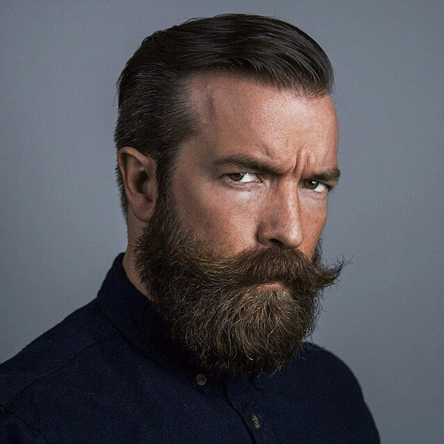 Super 25 Ultimate Long Beard Styles Be Rough With It Short Hairstyles Gunalazisus