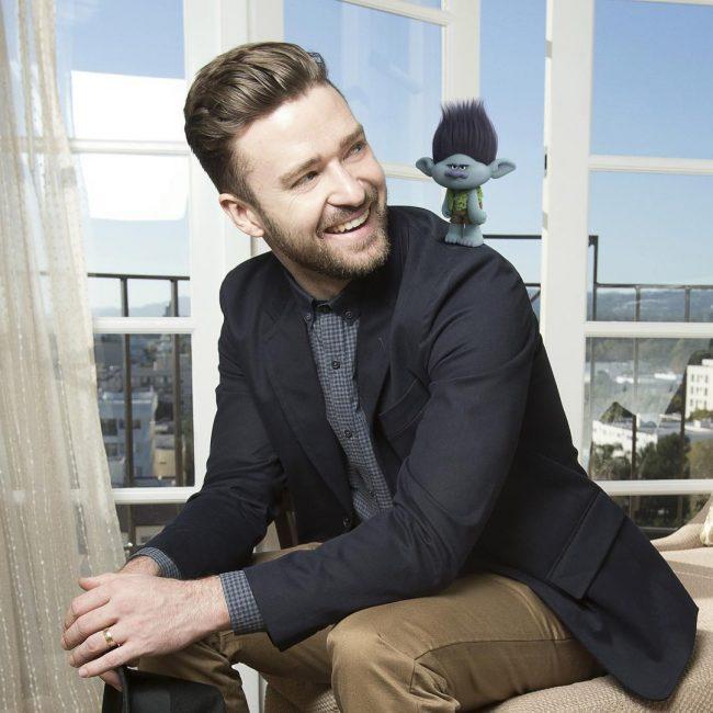 Justin Timberlake Haircuts 26