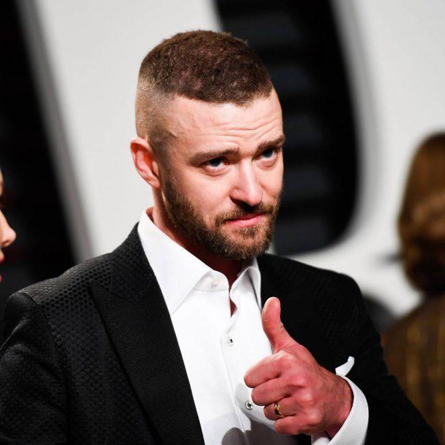 Justin Timberlake Haircuts 29
