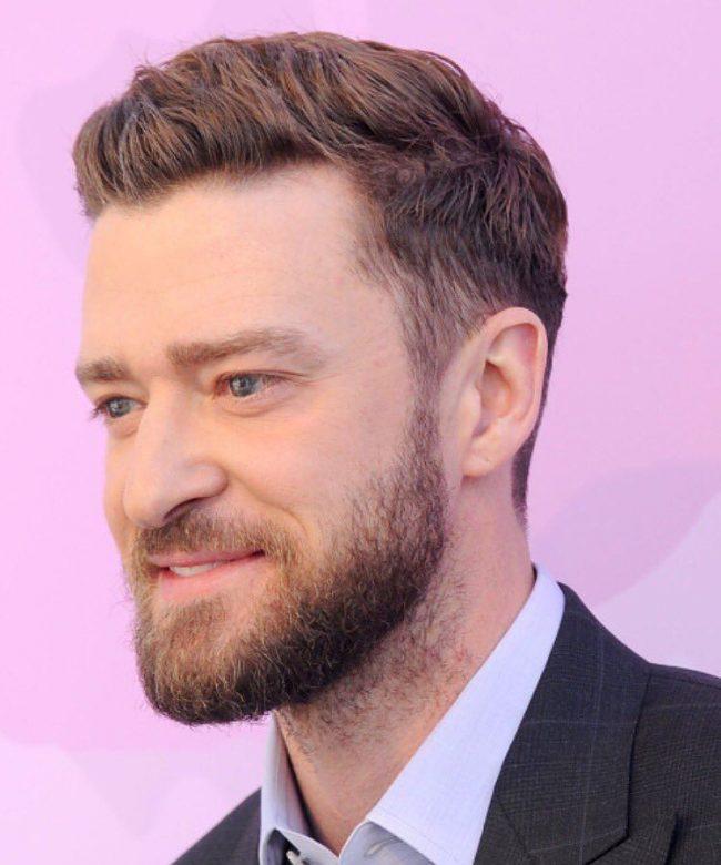 Justin Timberlake Haircuts 33