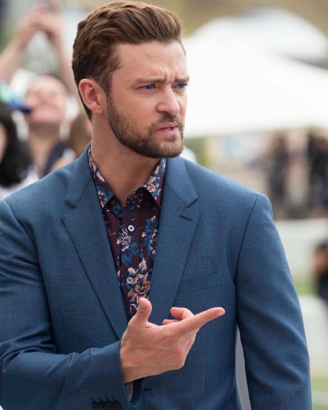 Justin Timberlake Haircuts 36