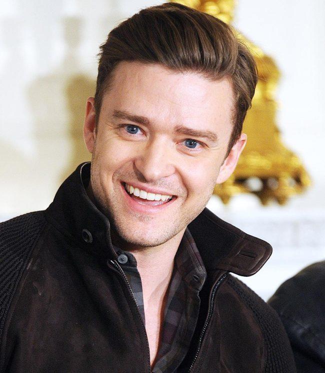 Justin Timberlake Haircuts 37