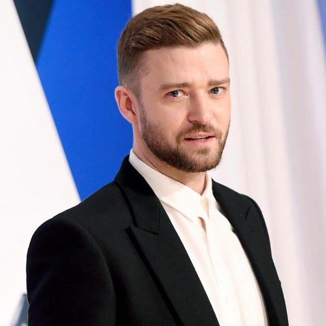 Justin Timberlake Haircuts 39