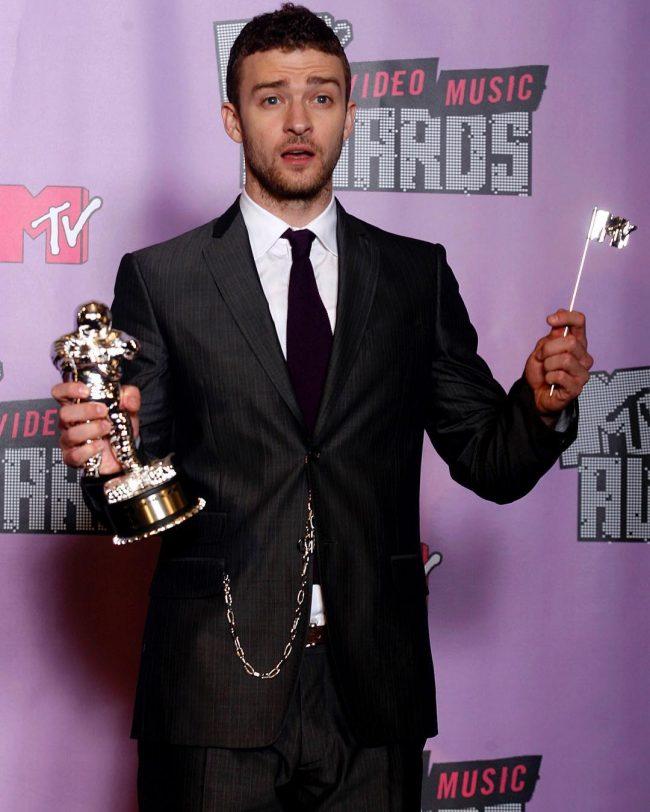 Justin Timberlake Haircuts 41
