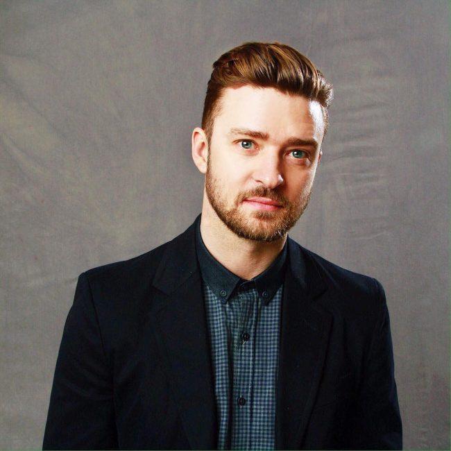 Justin Timberlake Haircuts 45