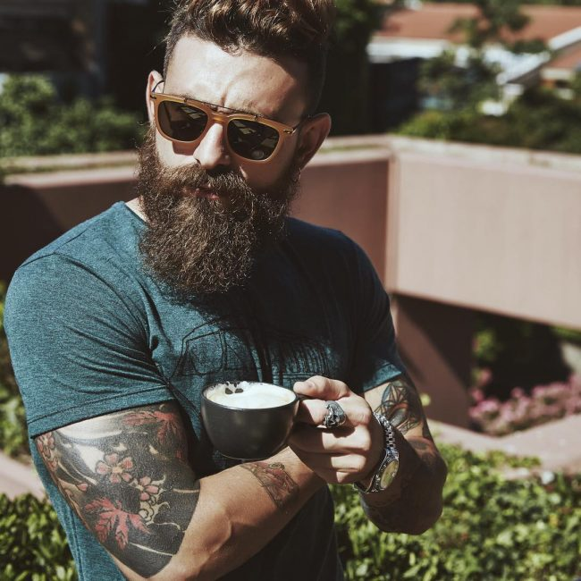 Long Beard Styles 26