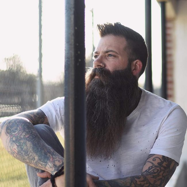 Long Beard Styles 29