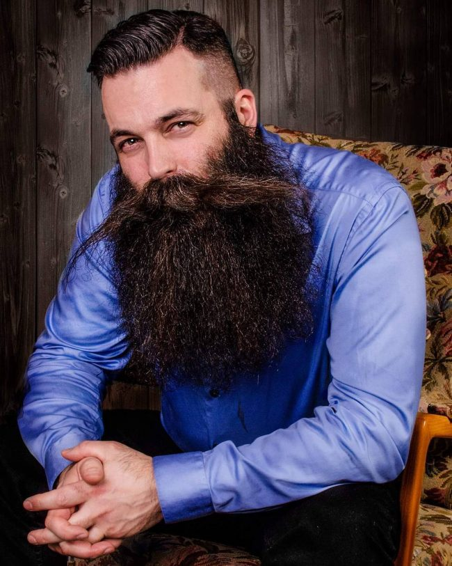 Long Beard Styles 31