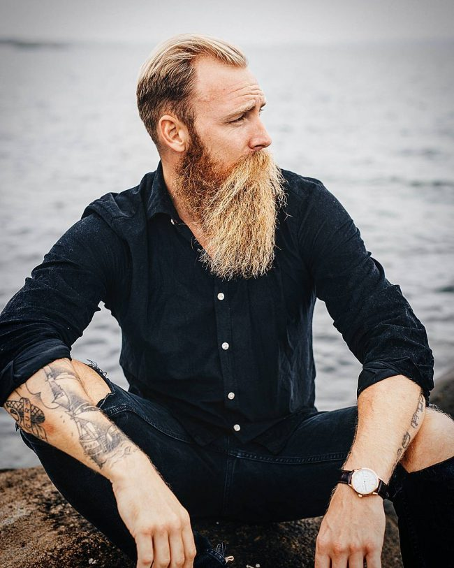 Long Beard Styles 36