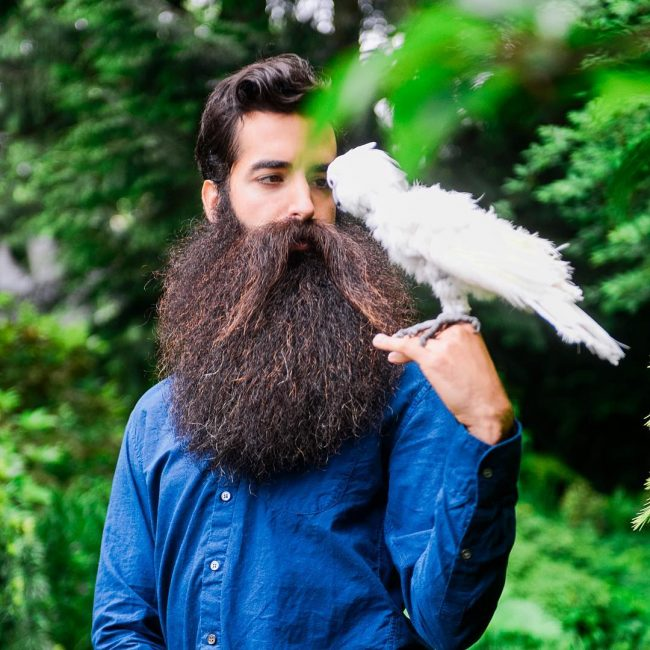 Long Beard Styles 37
