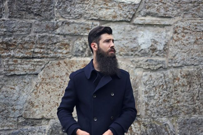 Long Beard Styles 43