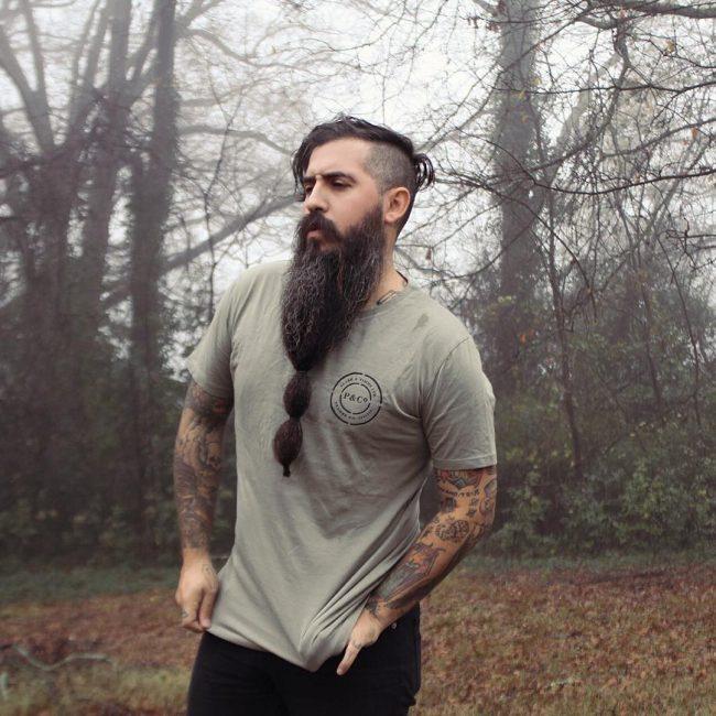 Longest Beards 40