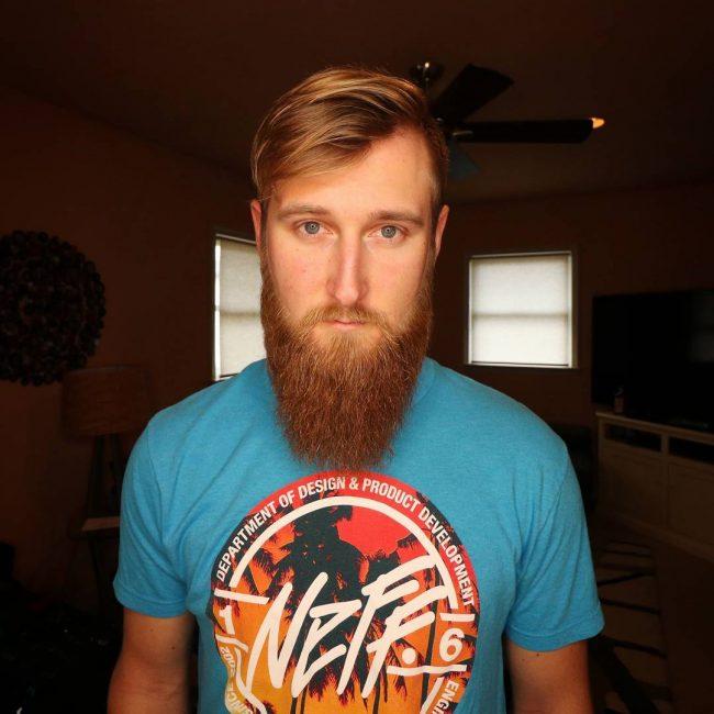 Longest Beards 50
