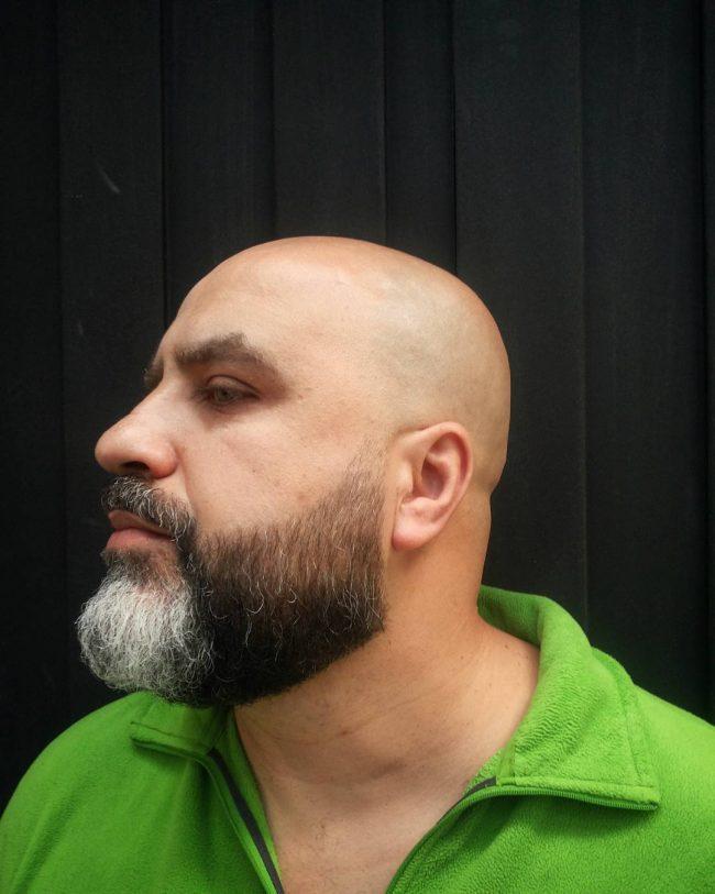 Low Beard Fade