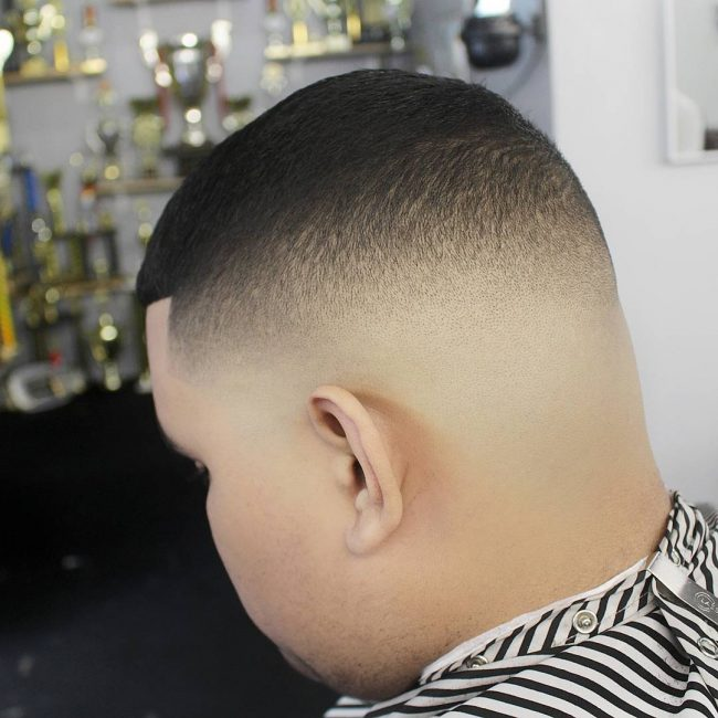 50 Amazing Marine Haircuts For Men Serving In Style 2019