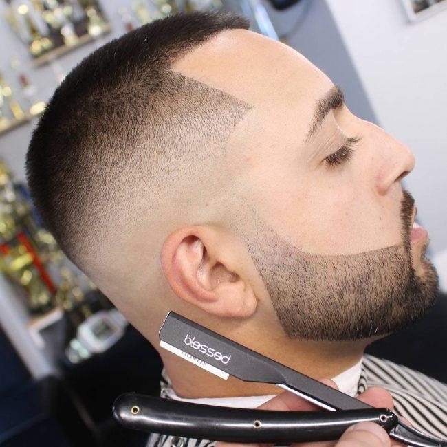 Marine Haircuts 32