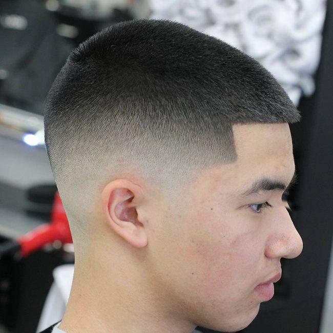 Marine Haircuts 34