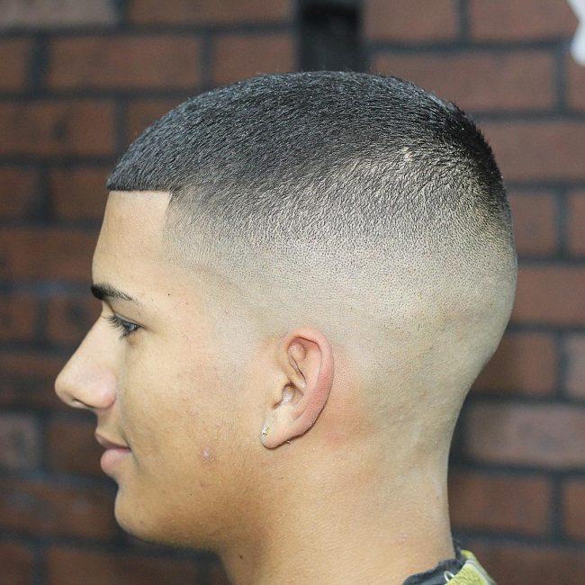 Marine Haircuts 37