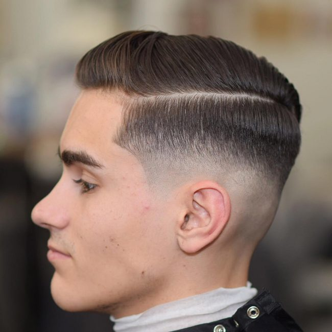 50 Best Medium Fade Haircuts Amp Up The Style In 2018