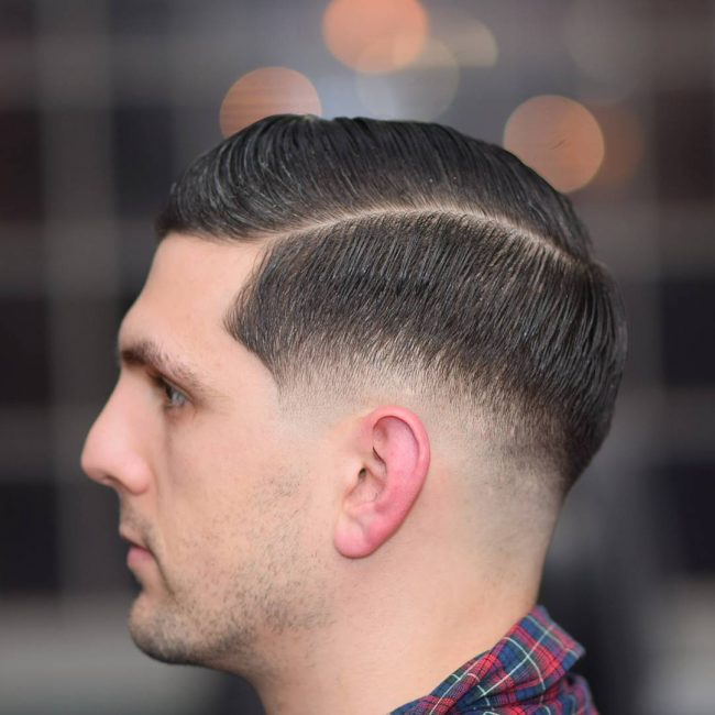 taper haircut styles 50 best medium fade haircuts amp up the style in 2018 9883