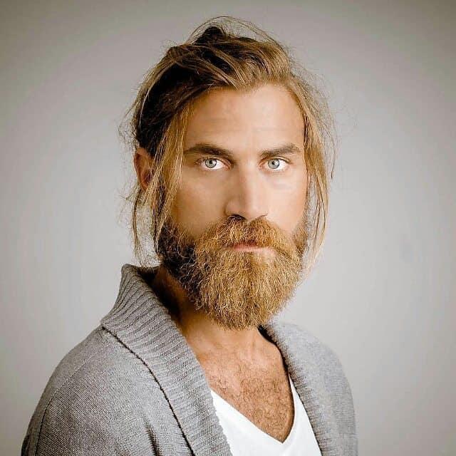 Modelling a Wild Beard