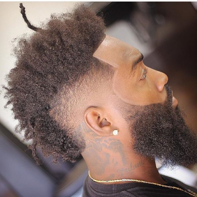 60 Best Ideas For High Top Fade Build Up The Volume 2018