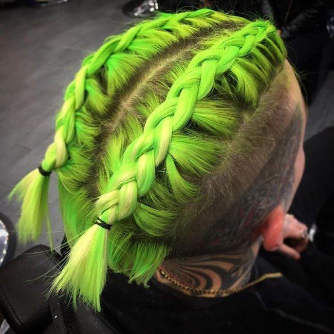Neon Green Plats