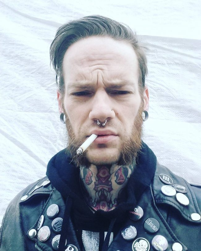 how to grow mutton chop sideburns