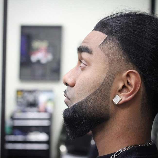 Perfect Jaw-Line Fade
