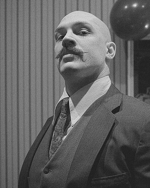 Pointy Moustache