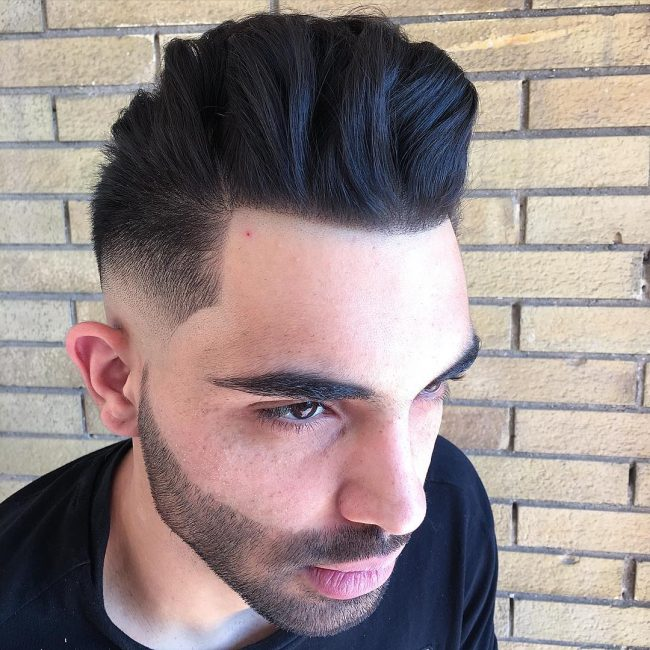 Polished Pompadour