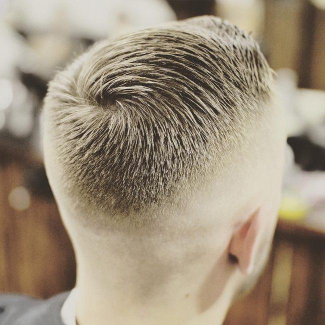 Professional Bald Taper