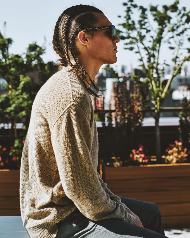 Relaxed Urban Braid