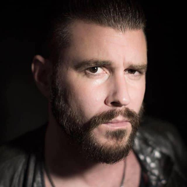 Rockabilly Beard
