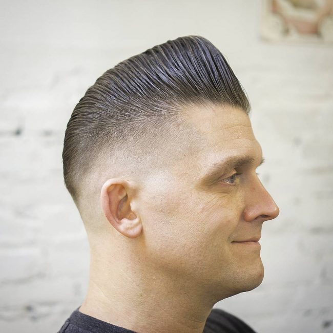 Rockabilly Hair 45