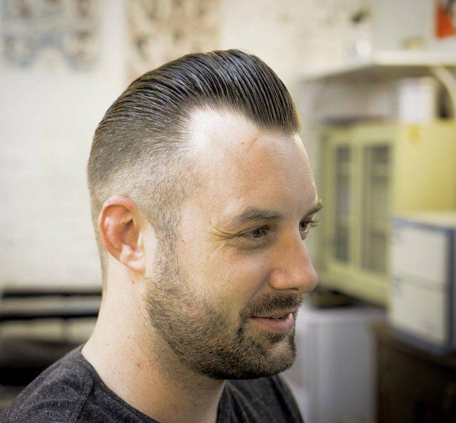 Rockabilly Hair 49