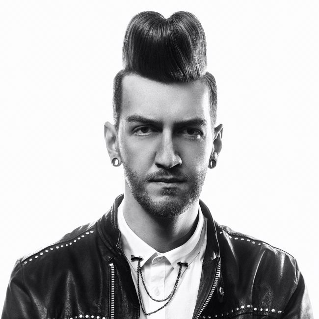 Rockabilly Hair 53