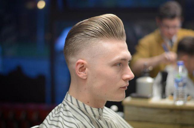 Rockabilly Hair 60